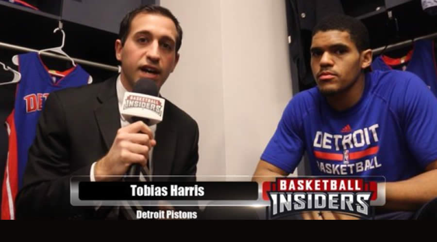 Tobias Harris (@tobias31) believes the Detroit Pistons will be a playoff team and he can become an All-Star.