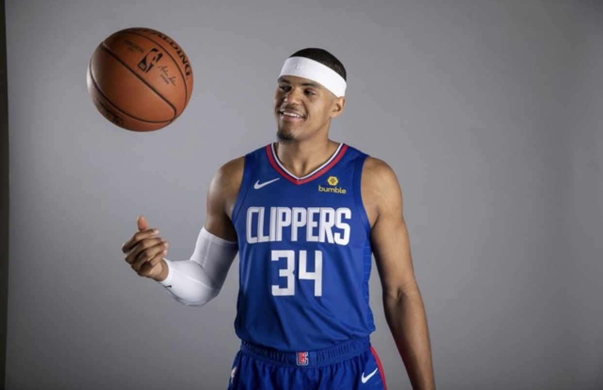 Tobias Harris and his family always had a plan for success