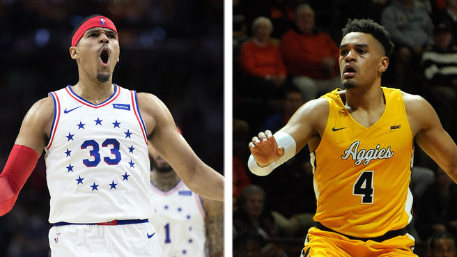 Terry Harris, Tobias Harris' younger brother, will play for Sixers in NBA summer league, source confirms
