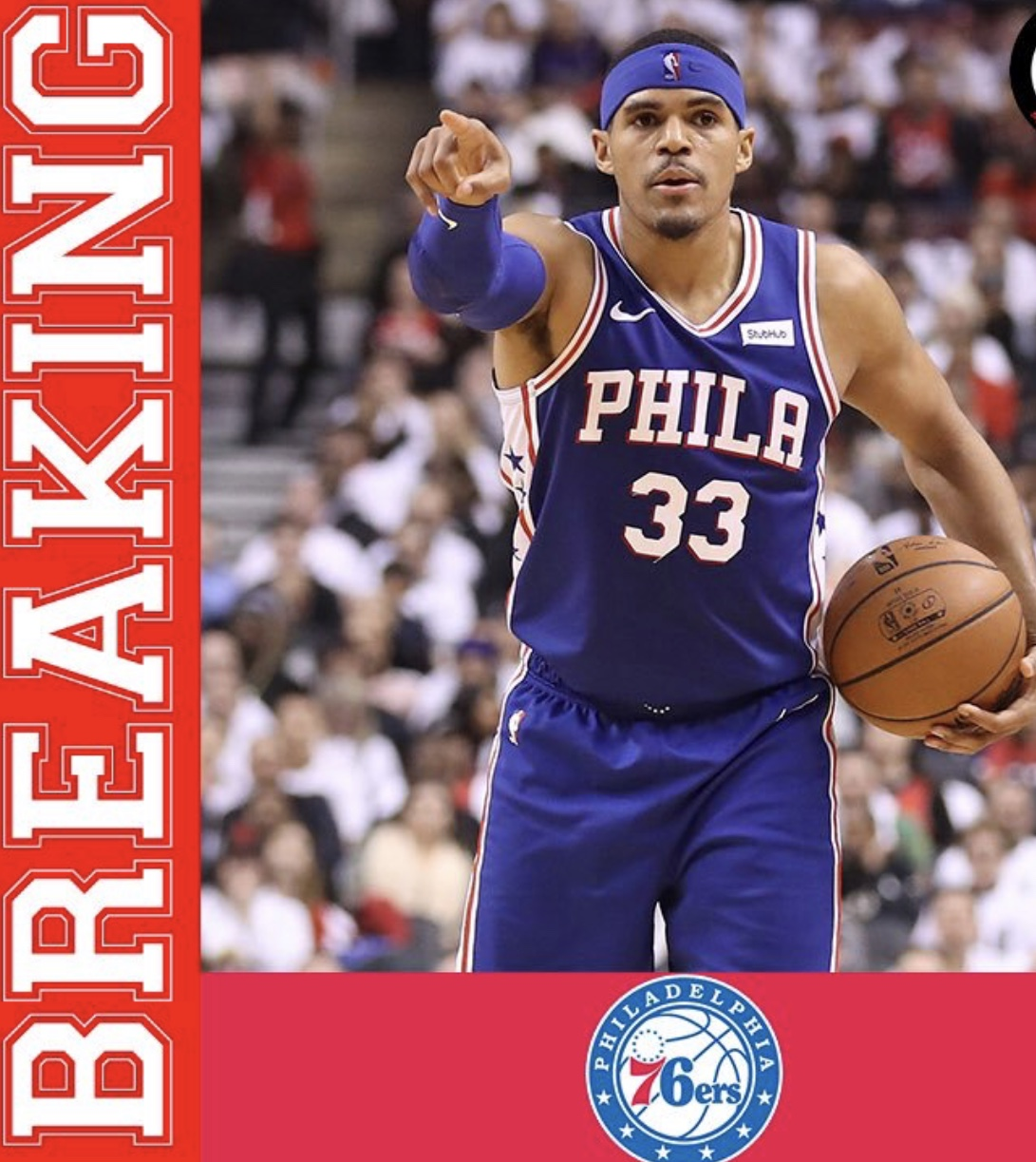 Tobias Harris, 76ers Agree to 5-Year, $180M Contract