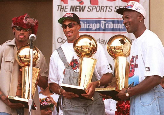 NBA agent looks back on Scottie Pippen's frustration over contract